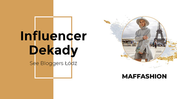 Influencer dekady